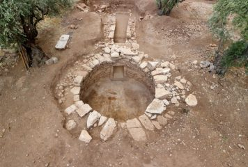 New Mycenaean tolos tomb revealed