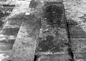 Writings and symbols found within tomb of ancient Chinese Emperor