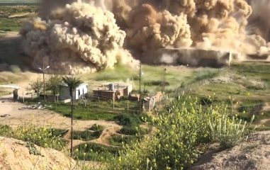 Scale of monument destruction by ISIS terrorists comes to light