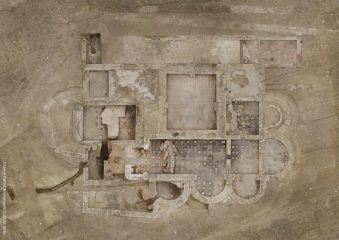 Stunning find of ancient Gallo-Roman villa in France