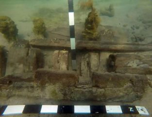 Wreck of a British ship possibly containing 30 barrels of gold found