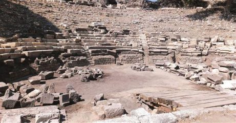 2200-year-old rental agreement discovered in ancient Teos