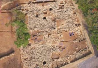 Nearly 2000-year-old tomb of Baekje Dynasty discovered in Seoul