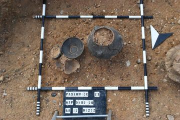 Numerous finds at major road construction