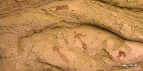 5000-years-old rock art found in Egypt