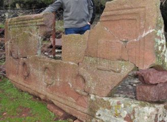 Sarcophagus of school principal found in ancient Aigai