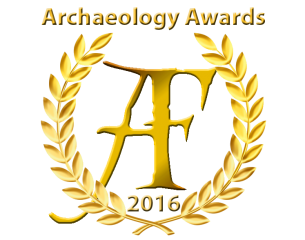 Archaeofeed's 2016 Archaeology Awards !