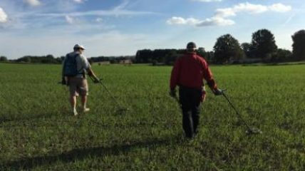 Database created to register archaeological detectorist finds in Denmark