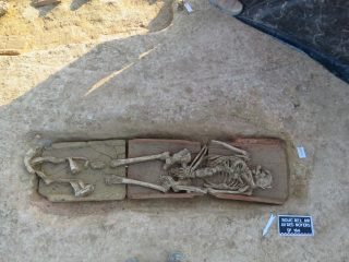 Great variety of funerary practices found within ancient necropolis