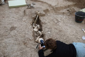 Possibly oldest slave cemetery found in Canary Islands