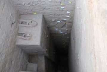 Ancient industrial sites found at the Persian Gulf