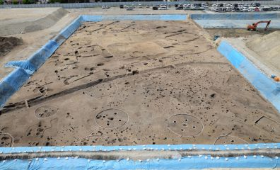 140 tombs dating at least 1700 years excavated in Osaka