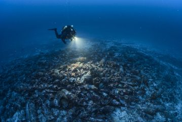 Ancient Roman shipwreck found off Balearic Islands