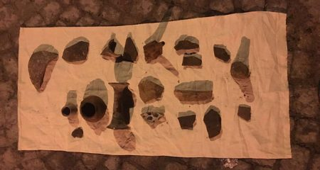 Byzantine artefacts seized in Istanbul by Police