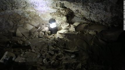 New Dead Sea Scrolls cave found near Qumran