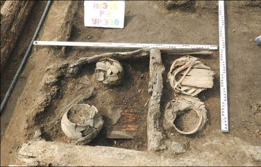 Numerous finds from 16th cent. Russian garrison town