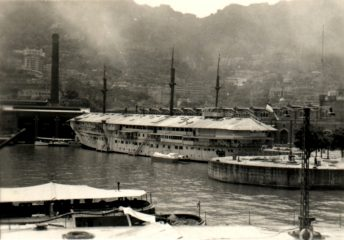 Wreckage of a famous military ship found in Hong Kong