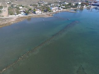 Ancient port of Salamis discovered