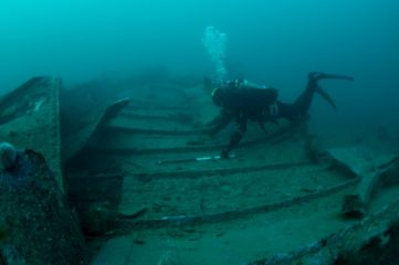 Underwater survey of World War I German shipwrecks at Scapa Flow