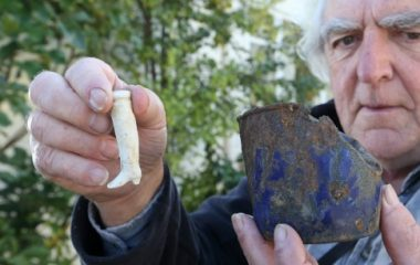 Traces of city's first building discovered in New Zealand