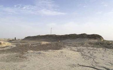 Ruins of ancient city on Silk Road found