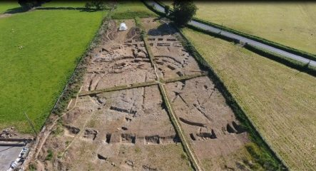 800 bodies found in a Medieval ringfort