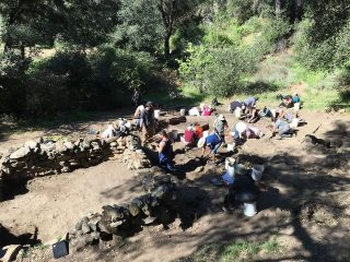 Pioneer artefacts discovered in southern California