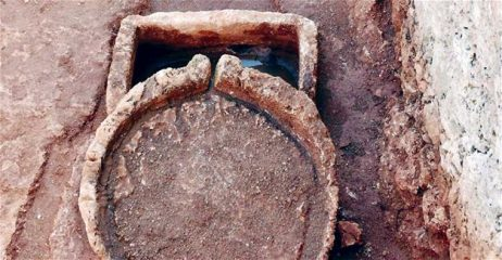 Discovery of oldest oil press in Anatolia