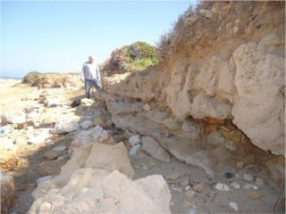 Traces of tsunami that hit Israel's coast 2800 years ago