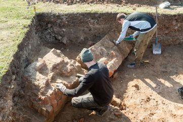 Possible remains of a Teutonic Order's castle found