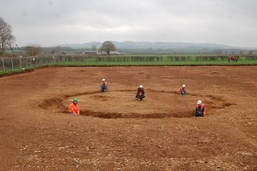 Neolithic henge discovered in England