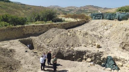 Ancient walls dating back to Punic period found