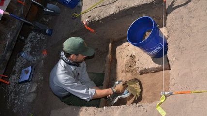 Palaeolithic site discovered at Channel Islands of California