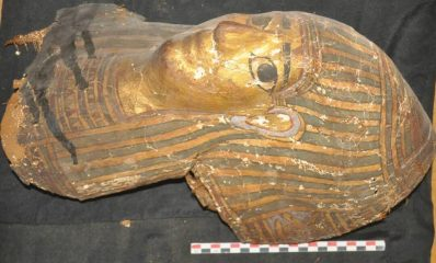 Archaeologists discover 10 ancient Pharaonic tombs in Aswan