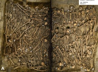 Mass Grave from Thirty Years' War unearthed