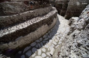 Aztec temple and ball court found in Mexico City