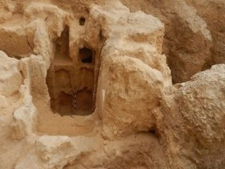 Hellenistic tomb discovered in Alexandria