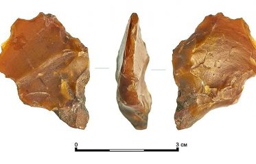 Neolithic tools found in Moscow