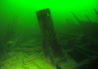 17th-century shipwreck off Stockholm's shore identified