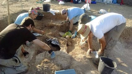 Bronze Age cemetery discovered under Visigoth burial ground