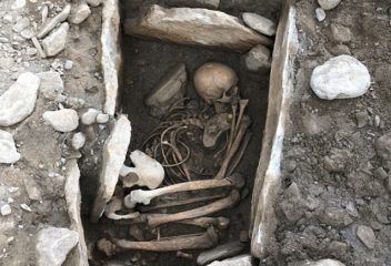 Construction works unearth Neolithic tomb in Swiss city