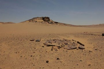 Prehistoric cult centre discovered in Egyptian desert