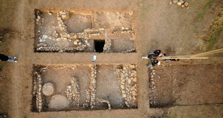 Pre-Pottery Neolithic site reveals burial traditions of its inhabitants
