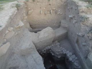 Parthian graves unearthed in North-west Iran