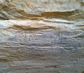 Vandals strike Mesa Verde National Park