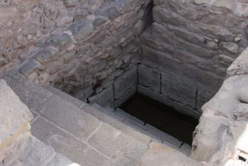 Ritual bath uncovered at ancient Magdala