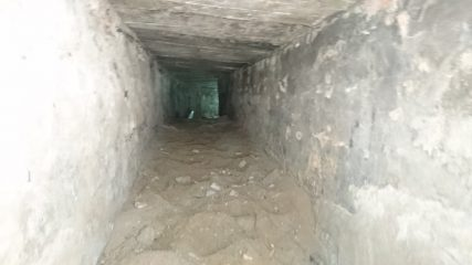 Old tunnel used by KGB discovered in Riga