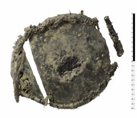 Bronze Age box uncovered in Swiss Alps