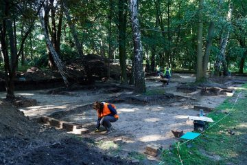 Second season of excavations at Westerplatte reveals more artefacts