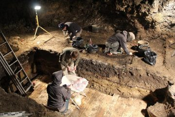 Medieval finds in a cave linked to legend of Polish king's hiding